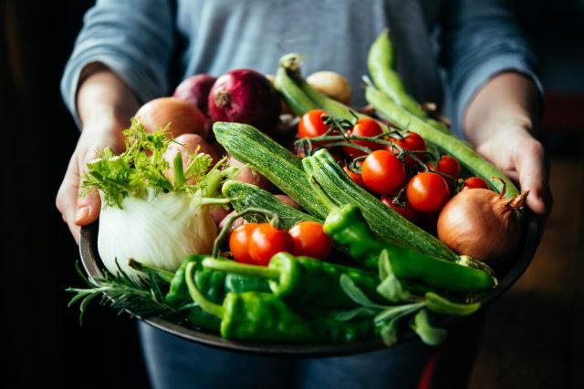 Belanja Sayur Sekarang Bisa Online loh