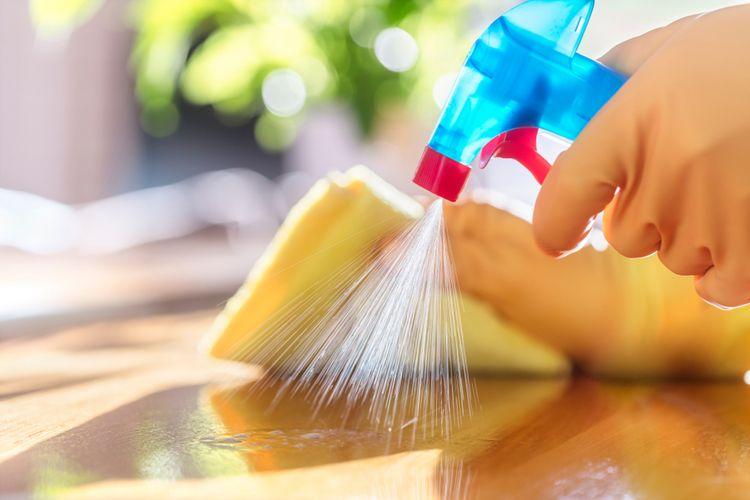 Daftar Perlatan yang Wajib Anda Semprot Disinfektan