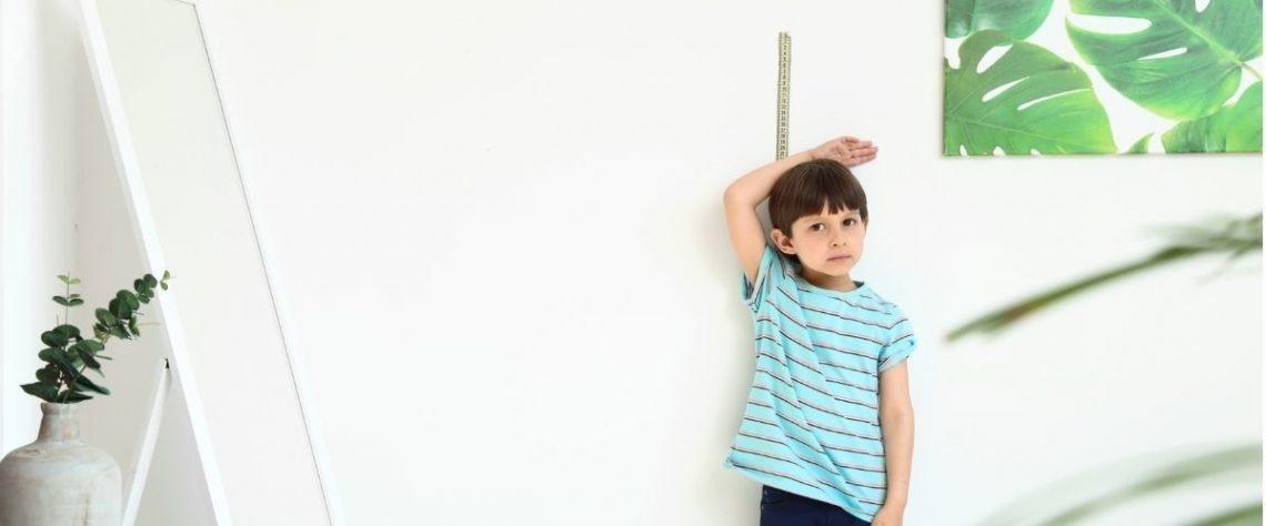 Tabel Tinggi Anak Menurut Usia 1 Hingga 5 Tahun